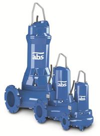 Potopne črpalke Sulzer ABS XFP