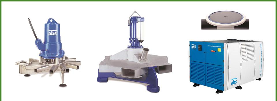 Aeracijski sistemi Sulzer ABS